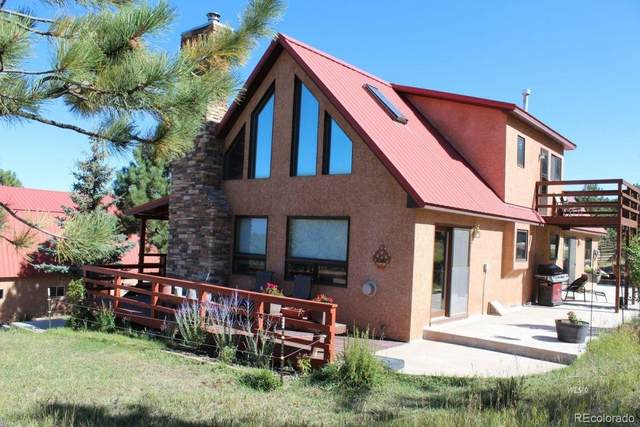 3074 County Road 323, Westcliffe, CO 81252 (#5674307) :: My Home Team