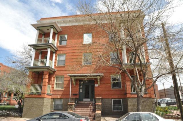 1356 Pearl Street, Denver, CO 80203 (MLS #5674435) :: 8z Real Estate