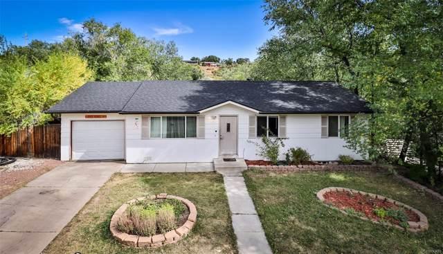 1231 Tonka Avenue, Colorado Springs, CO 80904 (MLS #5674483) :: 8z Real Estate