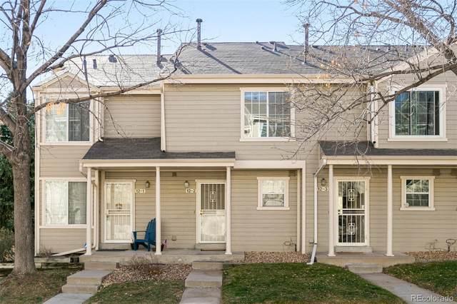 1818 S Quebec Way 12-2, Denver, CO 80231 (#5674622) :: Real Estate Professionals