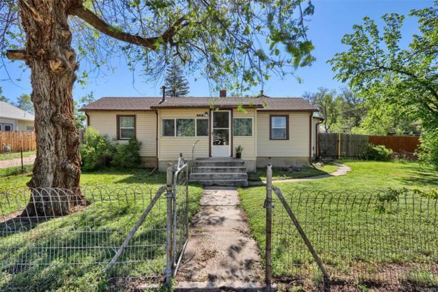 216 Ute Avenue, Kiowa, CO 80117 (#5674981) :: 5281 Exclusive Homes Realty