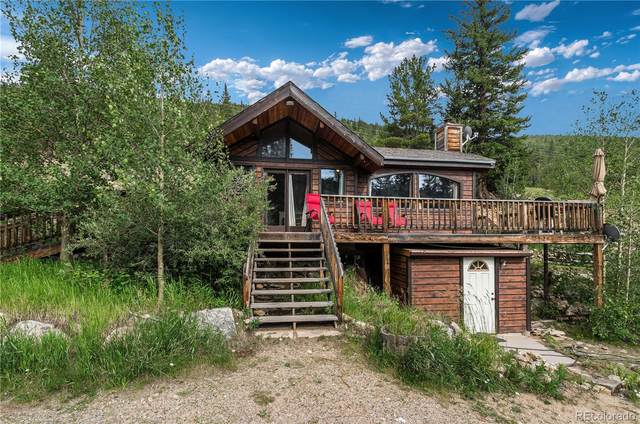 8604 Fall River Road, Idaho Springs, CO 80452 (MLS #5675191) :: 8z Real Estate