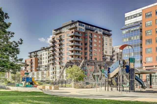 1401 Wewatta Street #402, Denver, CO 80202 (MLS #5675270) :: 8z Real Estate