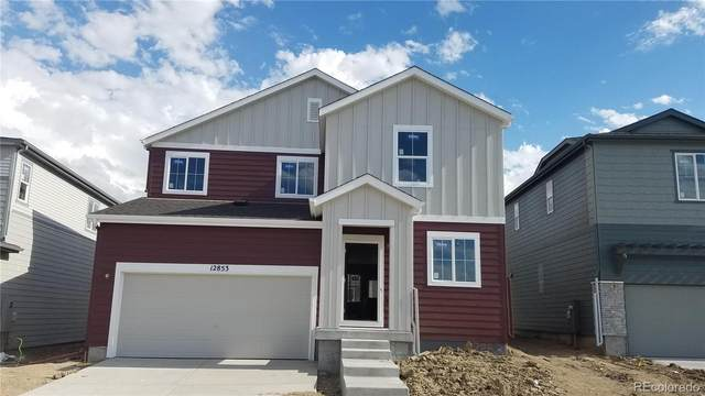 12853 Randles Avenue, Parker, CO 80134 (#5675413) :: Mile High Luxury Real Estate