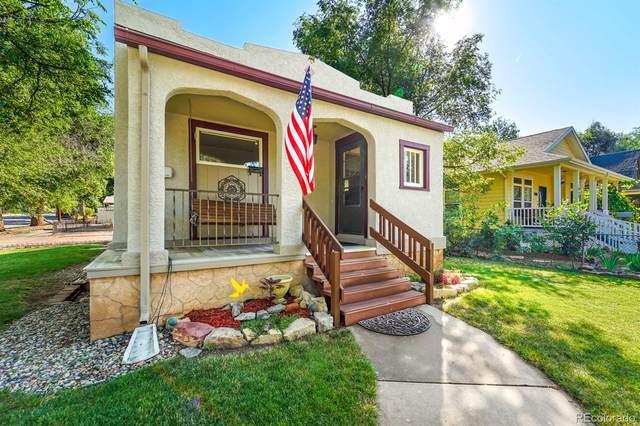 1032 W Pikes Peak Avenue, Colorado Springs, CO 80904 (MLS #5675511) :: Clare Day with Keller Williams Advantage Realty LLC
