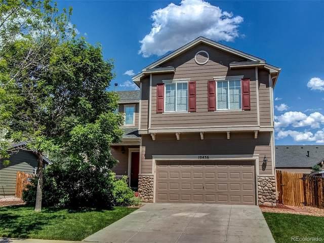 10456 Wheeling Street, Commerce City, CO 80022 (#5675534) :: The Peak Properties Group