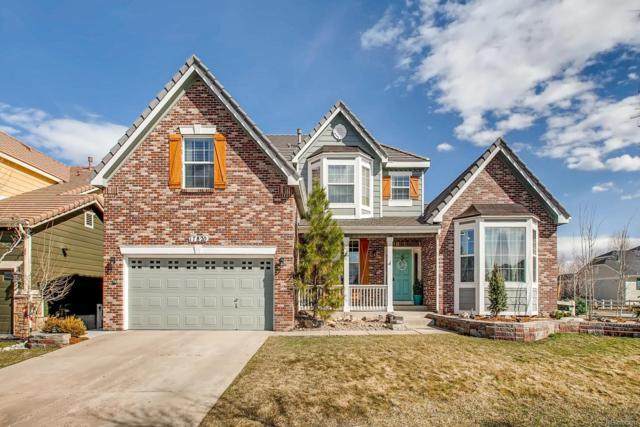 17820 Domingo Drive, Parker, CO 80134 (#5675575) :: Compass Colorado Realty
