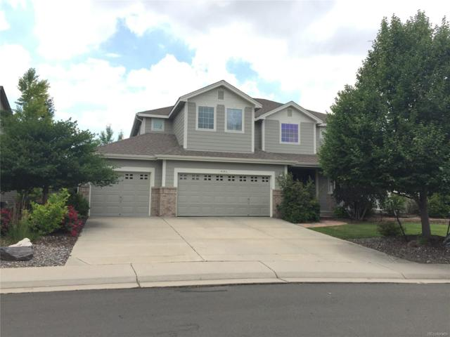 6564 S Rifle Way, Aurora, CO 80016 (MLS #5675590) :: 8z Real Estate