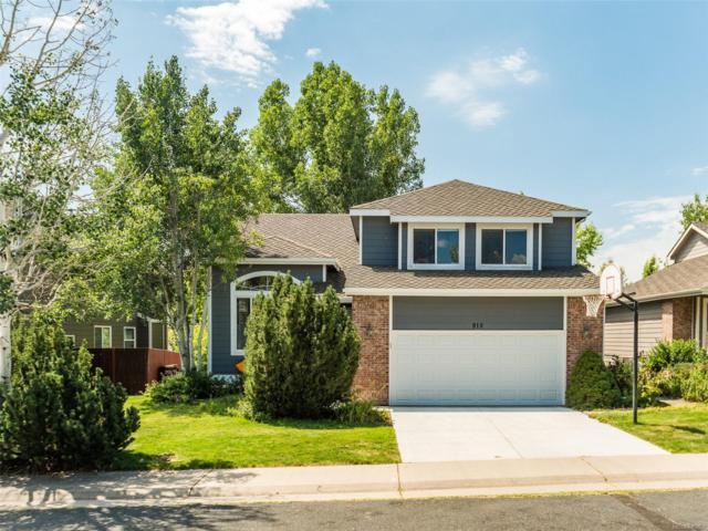 910 Cypress Lane, Louisville, CO 80027 (#5675636) :: House Hunters Colorado
