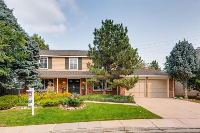7260 S Hudson Way, Centennial, CO 80122 (#5675891) :: Colorado Team Real Estate