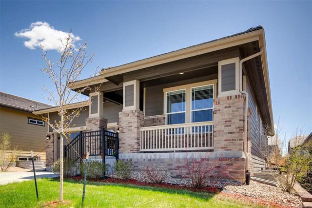 14118 Kenneth Loop, Parker, CO 80134 (#5676638) :: The Heyl Group at Keller Williams