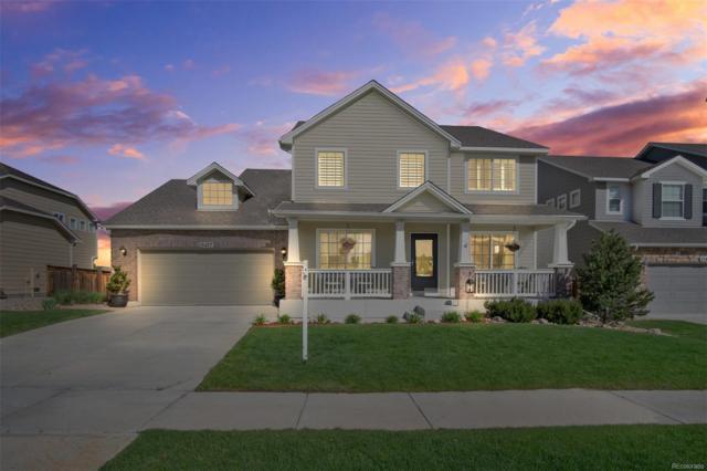 15427 E Copper Creek Lane, Parker, CO 80134 (MLS #5676830) :: 8z Real Estate