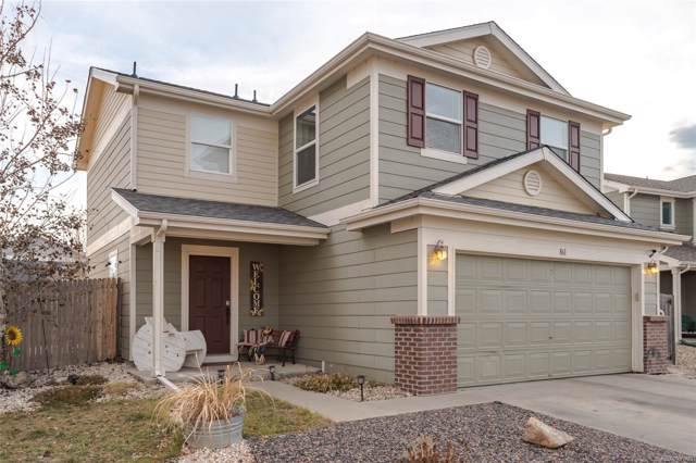 861 Stagecoach Drive, Lochbuie, CO 80603 (MLS #5677543) :: Kittle Real Estate