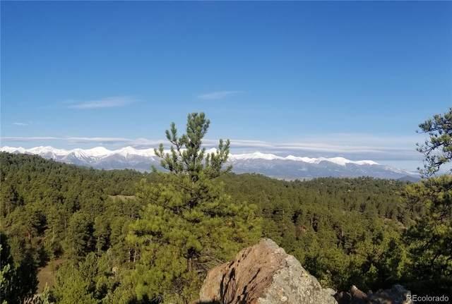 780 Rocky Ridge Road, Westcliffe, CO 81252 (MLS #5677614) :: Bliss Realty Group