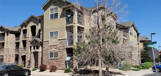 17525 Wilde Avenue #208, Parker, CO 80134 (#5677960) :: Portenga Properties