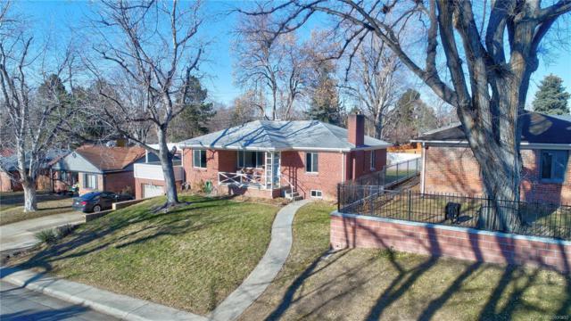 7025 E 11th Avenue, Denver, CO 80220 (#5678144) :: House Hunters Colorado