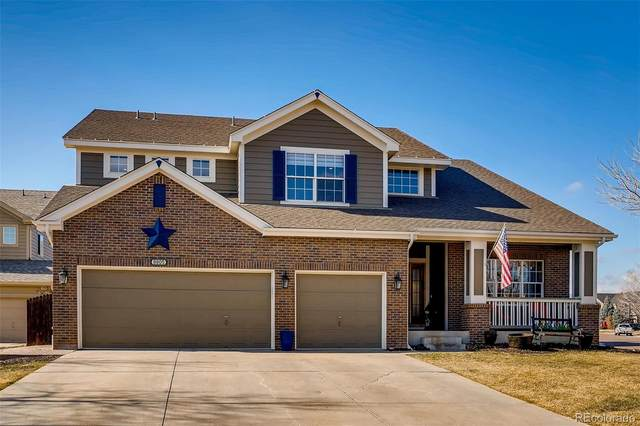 8805 S Hoyt Court, Littleton, CO 80128 (MLS #5678381) :: Kittle Real Estate