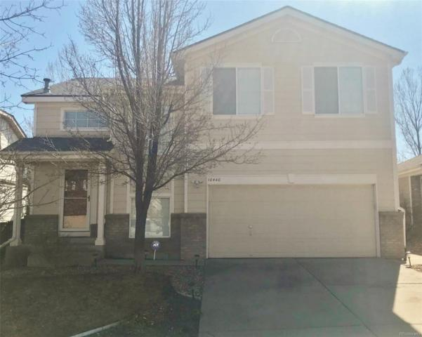 10440 Cheetah Winds, Littleton, CO 80124 (#5678444) :: Colorado Home Finder Realty