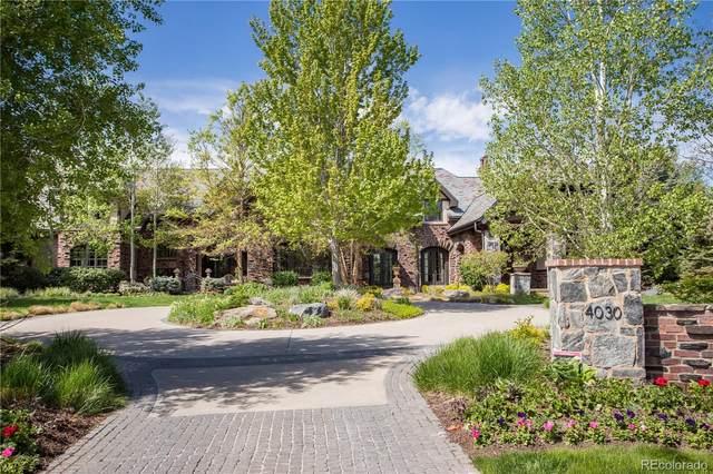 4030 E Forbes Court, Greenwood Village, CO 80121 (#5679222) :: Kimberly Austin Properties