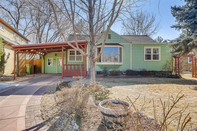 2856 S Clarkson Circle, Englewood, CO 80113 (MLS #5679252) :: Wheelhouse Realty
