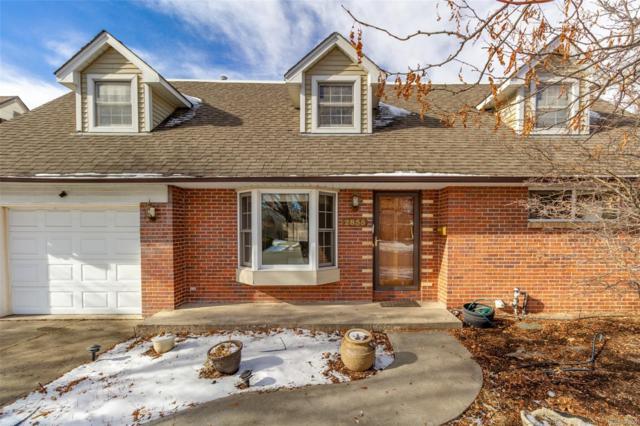 2855 S Vine Street, Denver, CO 80210 (MLS #5679400) :: 8z Real Estate