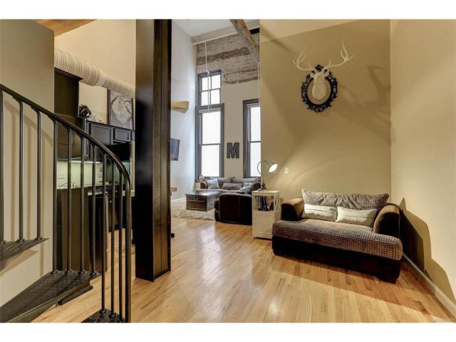 1555 California Street #415, Denver, CO 80202 (MLS #5679429) :: 8z Real Estate