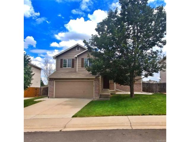 4386 S Gibraltar Street, Centennial, CO 80015 (MLS #5679694) :: 8z Real Estate
