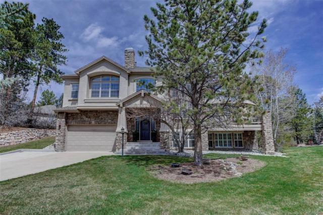 6972 Glenhunt Lane, Castle Pines, CO 80108 (#5679719) :: Compass Colorado Realty