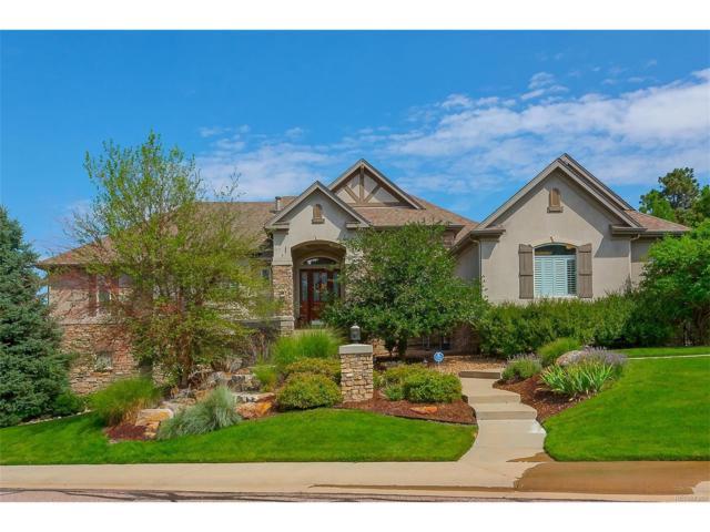 8571 Windhaven Drive, Parker, CO 80134 (MLS #5680207) :: 8z Real Estate
