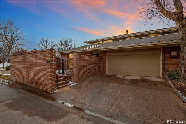 2800 S University Boulevard #27, Denver, CO 80210 (#5680228) :: Arnie Stein Team | RE/MAX Masters Millennium