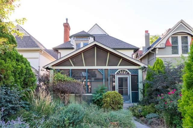 285 S Grant Street, Denver, CO 80209 (MLS #5680361) :: 8z Real Estate
