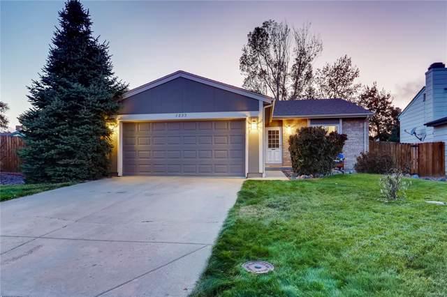 2893 S Uravan Street, Aurora, CO 80013 (#5680581) :: Mile High Luxury Real Estate