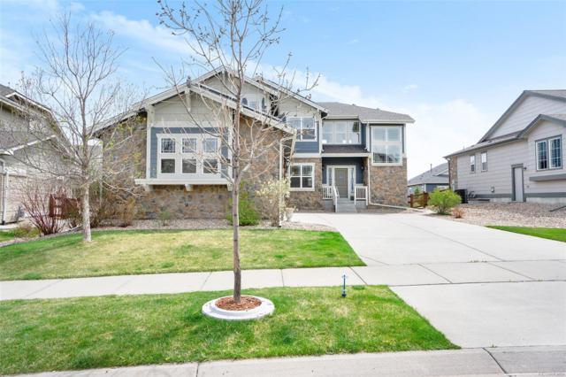 8738 S Addison Way, Aurora, CO 80016 (MLS #5680746) :: 8z Real Estate
