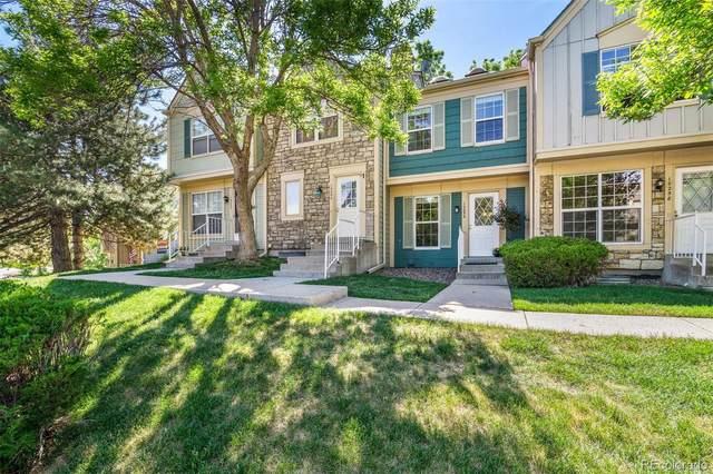 10256 W Dartmouth Avenue, Lakewood, CO 80227 (#5680976) :: The Peak Properties Group