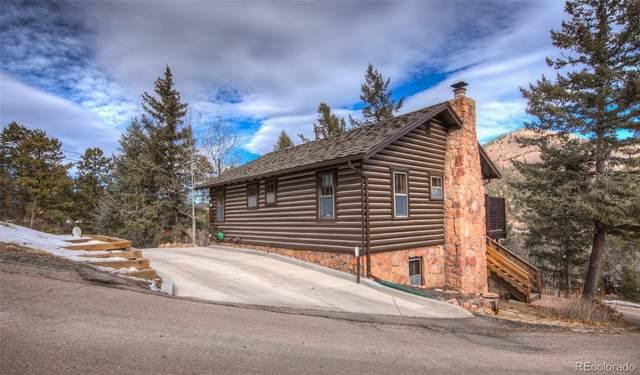 5625 Moosa Road, Cascade, CO 80809 (#5681223) :: The Peak Properties Group