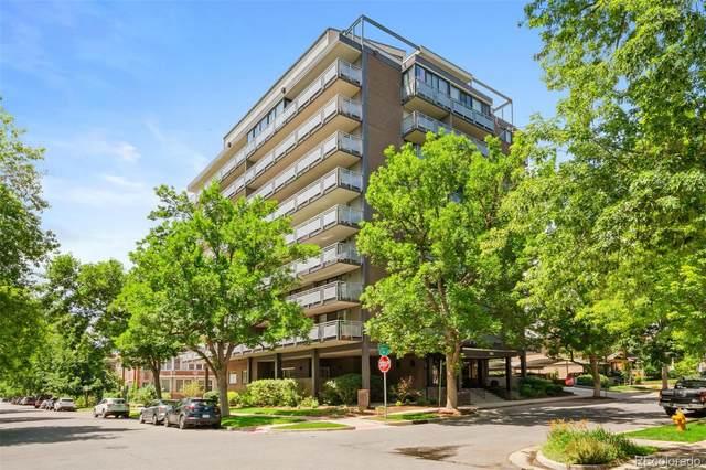 909 N Lafayette Street #403, Denver, CO 80218 (#5681706) :: Kimberly Austin Properties