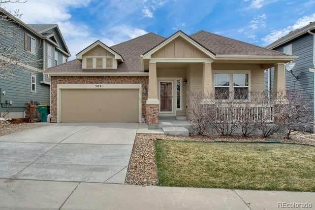 5031 S Rome Street, Aurora, CO 80015 (#5681862) :: Mile High Luxury Real Estate