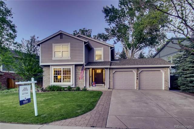 7924 S Bemis Street, Littleton, CO 80120 (#5681968) :: Wisdom Real Estate