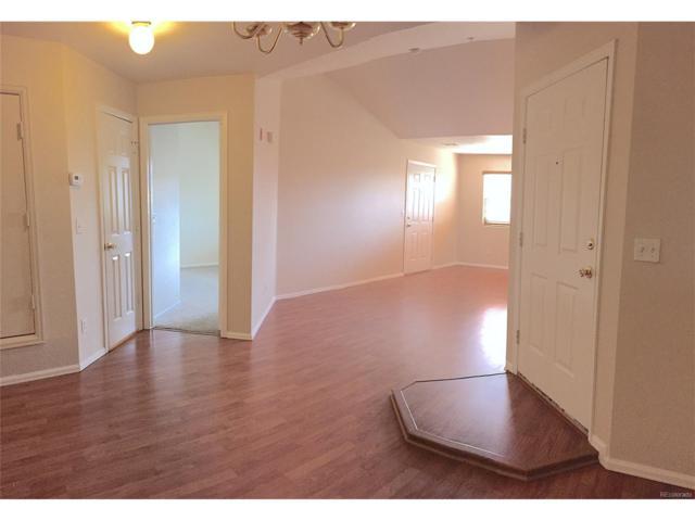 12281 E Tennessee Drive #305, Aurora, CO 80012 (MLS #5682380) :: 8z Real Estate