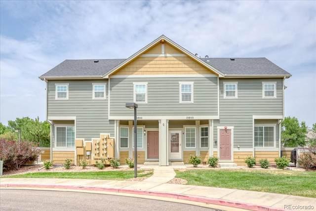 15800 E 121st Avenue Q4, Brighton, CO 80603 (#5682434) :: Venterra Real Estate LLC