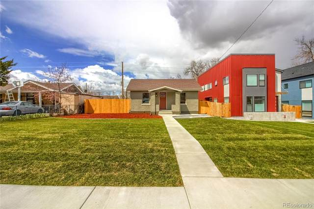 3725 N Saint Paul Street, Denver, CO 80205 (#5682602) :: The DeGrood Team