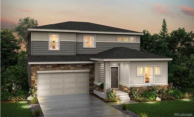 12801 Randles Avenue, Parker, CO 80134 (MLS #5683467) :: Kittle Real Estate