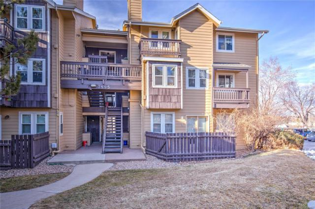7895 Allison Way #203, Arvada, CO 80005 (#5683800) :: James Crocker Team
