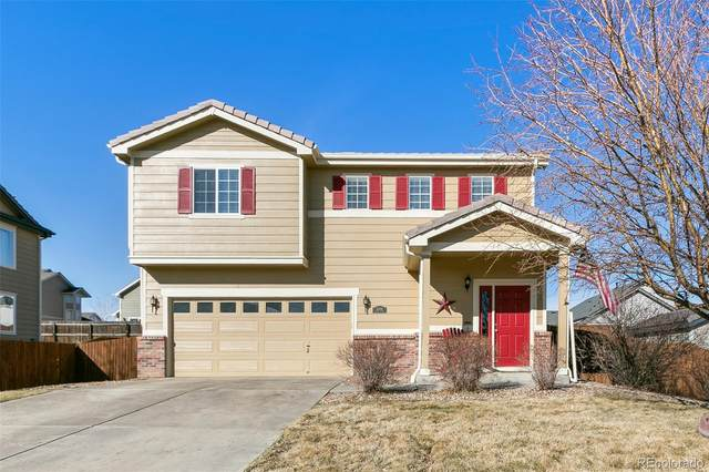 10189 Jasper Street, Commerce City, CO 80022 (#5683908) :: My Home Team