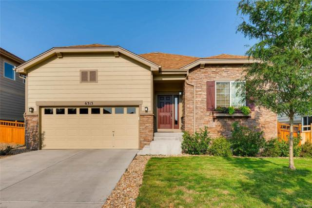 6313 N Ensenada Court, Aurora, CO 80019 (#5684188) :: The Peak Properties Group