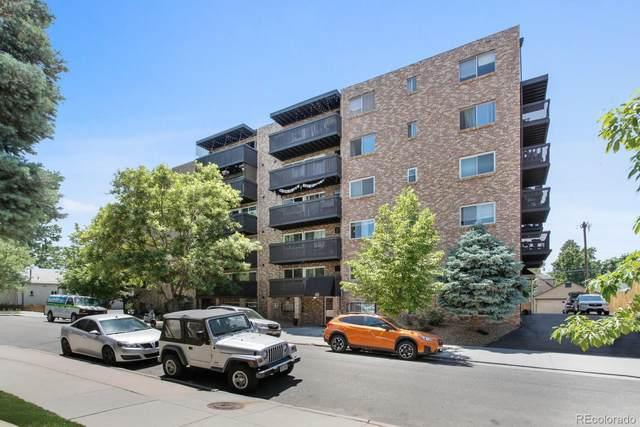 65 Clarkson Street #301, Denver, CO 80218 (#5685085) :: Kimberly Austin Properties