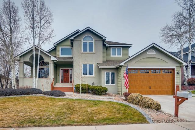 15845 W 63rd Avenue, Arvada, CO 80403 (#5685131) :: The Griffith Home Team