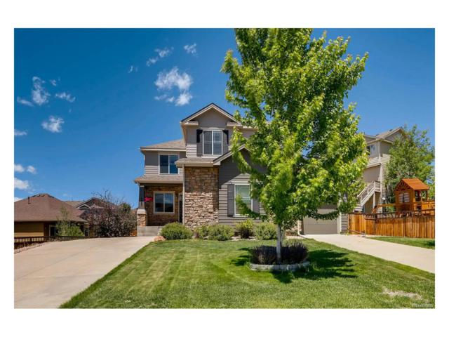 4983 Summerville Circle, Castle Rock, CO 80109 (#5685429) :: The Peak Properties Group