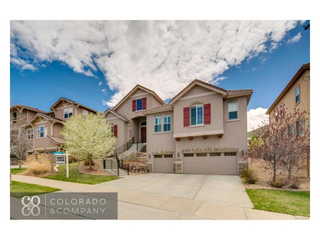 9020 Blufftop Way, Lone Tree, CO 80124 (#5685733) :: The Umphress Group