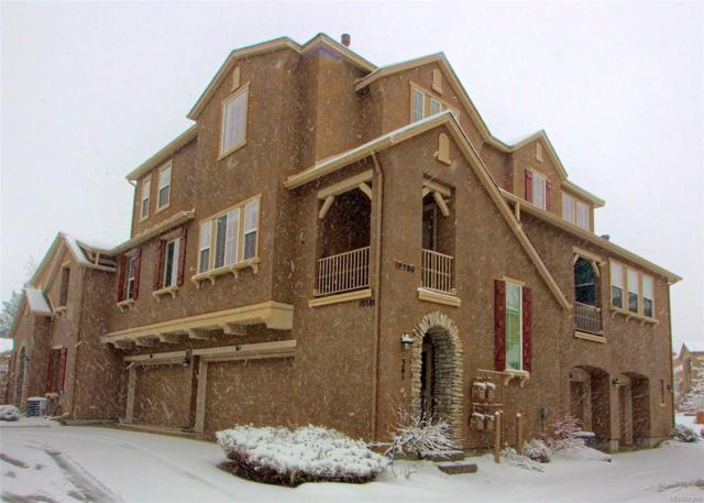10580 Parkington Lane D, Highlands Ranch, CO 80126 (#5685914) :: The Peak Properties Group